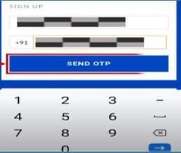 upstox log in process