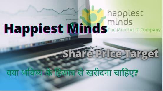 Happiest-minds-share-price-target-2022-2025-2030-Happiest-mind-शेयर-भविष्य