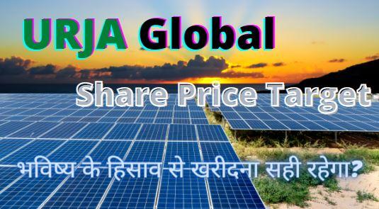 Urja-global-share-price-target-2022-2025-2030