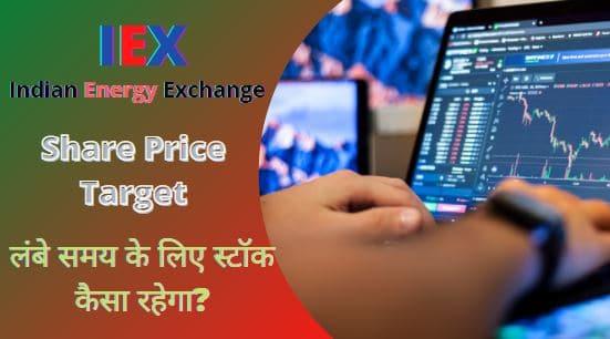 IEX share price target 2022, 2023, 2025, 2030