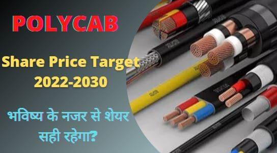 Polycab share price target 2022, 2023, 2025, 2030