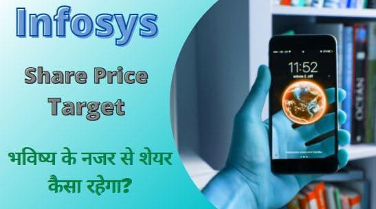 Infosys share price target 2022, 2023, 2025, 2030