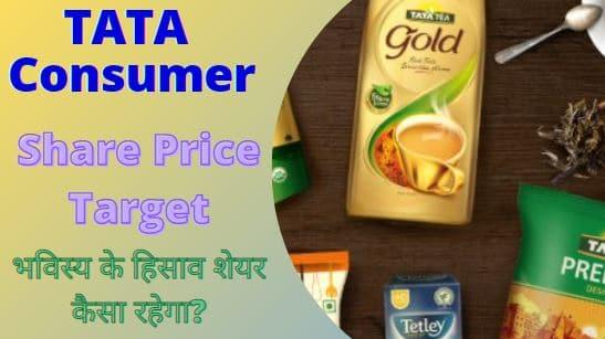 Tata Consumer share price target 2022, 2023, 2025, 2030